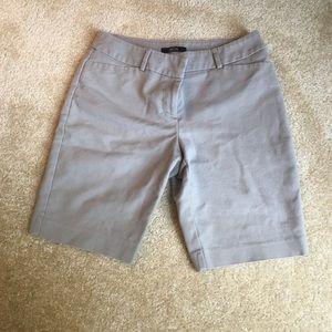 Apt 9 Essentials women's Bermuda shorts size 4